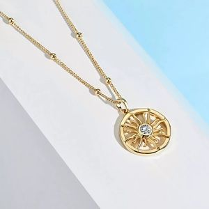 ✨JUST IN✨ 925 Sterling Silver Necklace ☀️